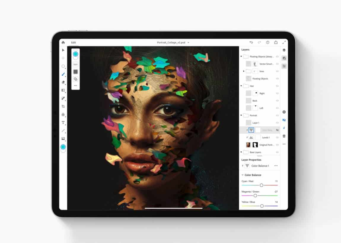 Apple iPad 11-inch iPad Pro Wi-Fi 64GB