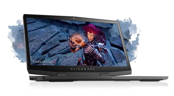 Alienware M17 Slim