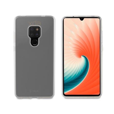 MUVIT Transparent Soft Case Huawei Mate 20