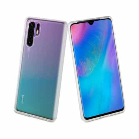 MUVIT Transparent Soft Case Samsung Galaxy S10