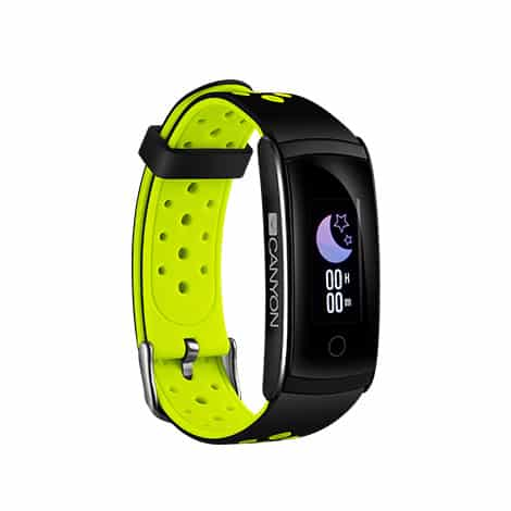 Canyon Colourful Fitness Band For Sports Fans