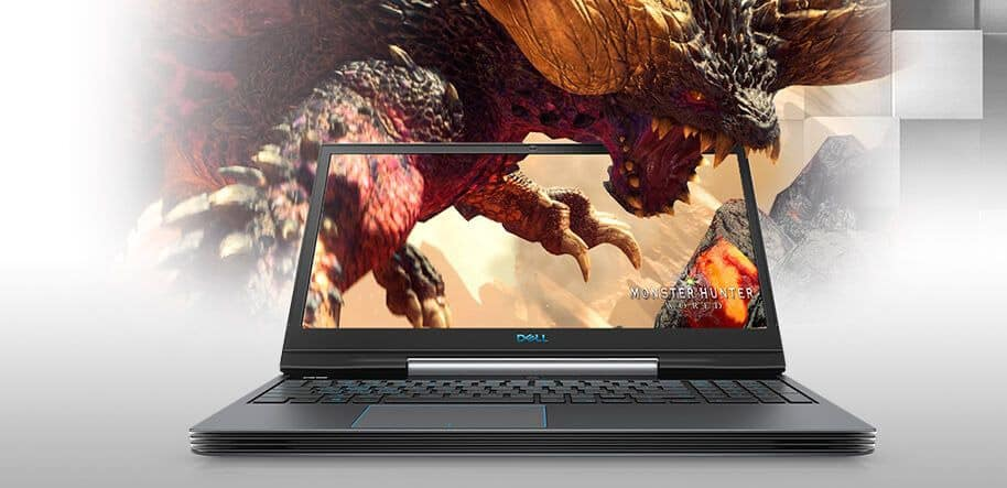 Dell G5 15″ 5590 Gaming (6 Core | i7 | 9th Gen  | GTX1650) Black