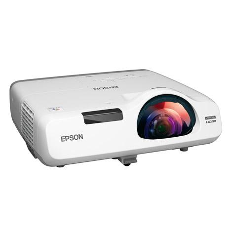 Epson EB-535W Projector Short Throw