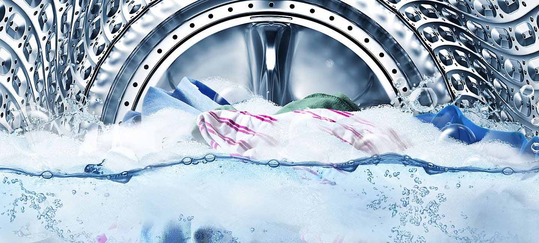 Samsung QuickDrive Washing Machine 8kg 1400rpm A+++
