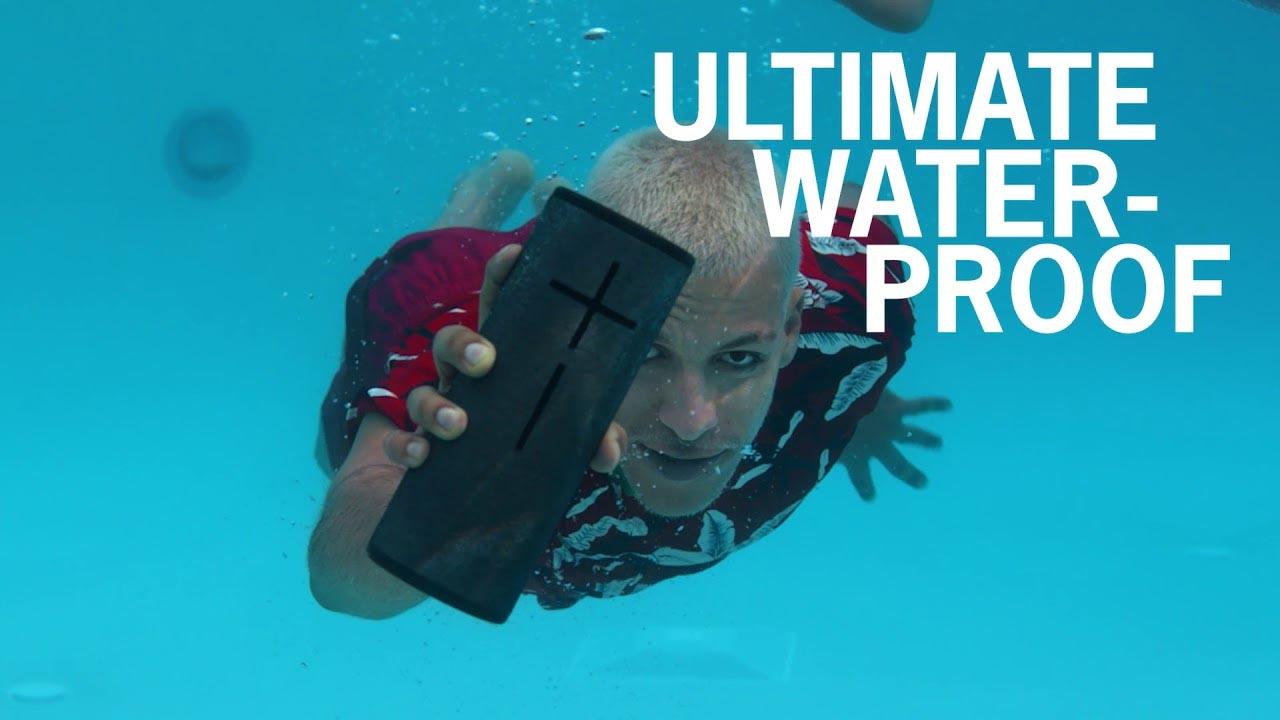 Ultimate Ears Waterproof