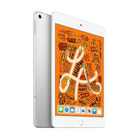 Apple iPad mini 5 Wi Fi 64GB Silver (5th Gen)
