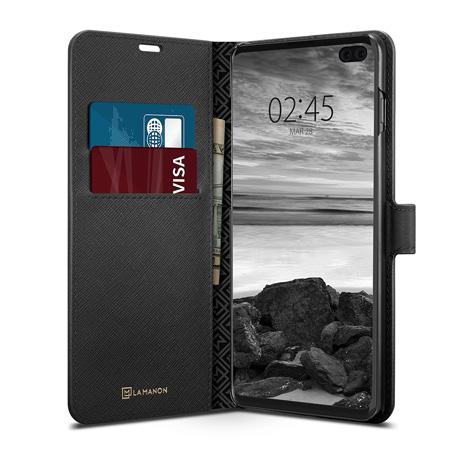 Galaxy S10 Plus Case La Manon Wallet