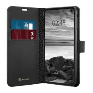 Spigen Galaxy S10e Case La Manon Wallet