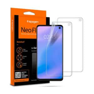 Spigen Galaxy S10e Screen Protector Neo Flex HD