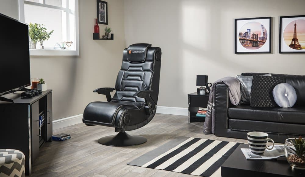 Stupendous X Rocker Pro 4 1 Gaming Chair With 4 1 Wireless Audio System And Subwoofer Uwap Interior Chair Design Uwaporg