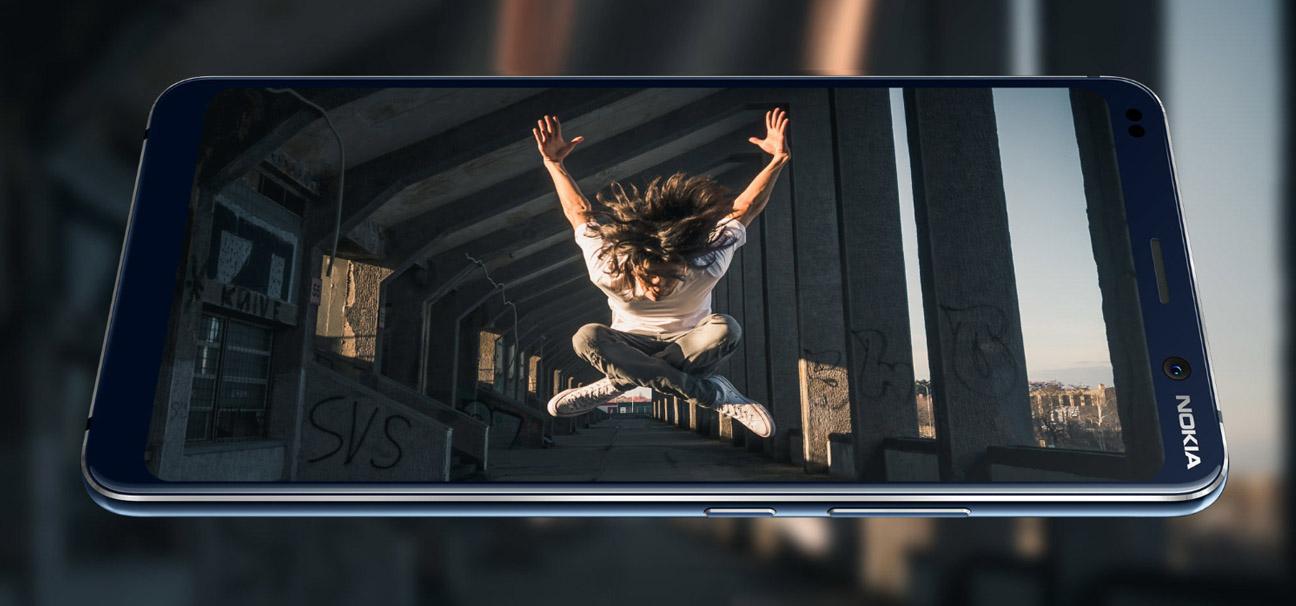 Nokia 9 Pureview 128GB (Dual Sim)