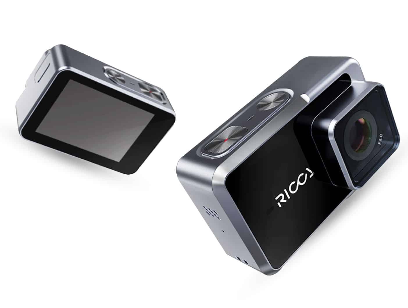FeiyuTech Ricca 4k Waterproof Action Camera