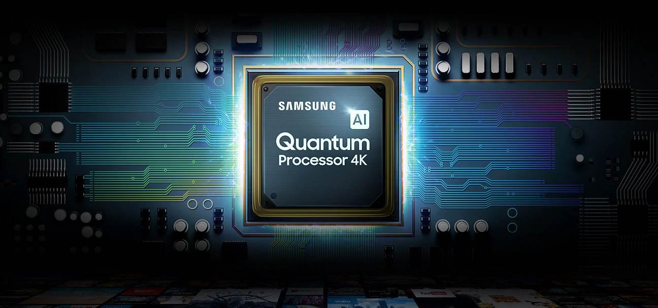 """Samsung QLED 55"""" QE55Q60RA"""