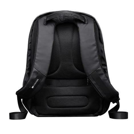 Wherever you go – public transport, school or vacation, your things won't be stolen from this backpack.