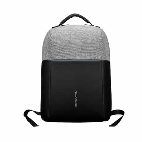 Canyon Anti-theft backpack for 15.6″ laptop Black & Grey