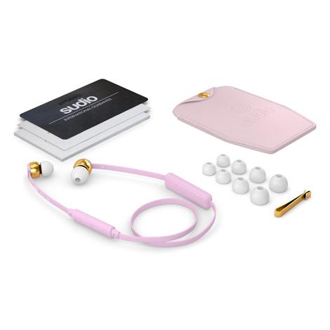 Sudio Vasa Bla Rose Gold Pink Wireless Bluetooth Earphones