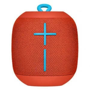 Ultimate Ears WONDERBOOM Fireball Red Bluetooth Speaker