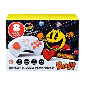 Blast Bandai Namco Flashback Gaming Console