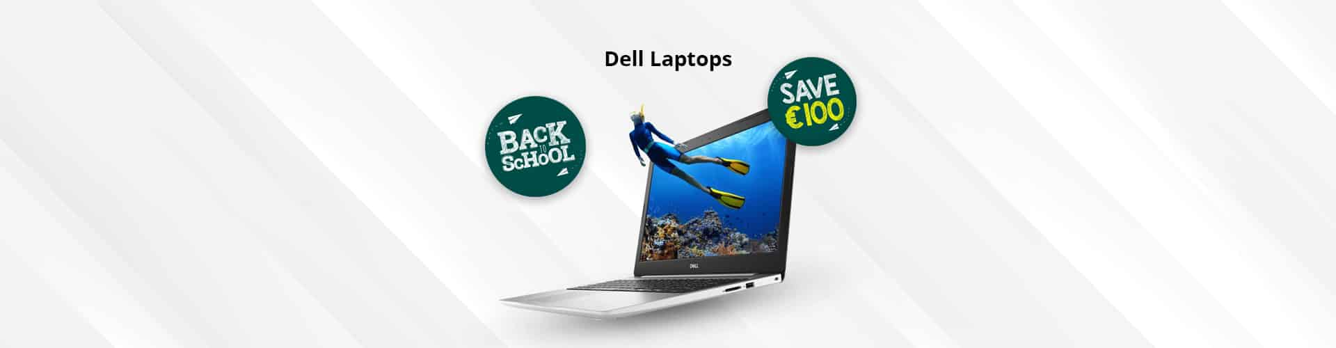 Back To School Offers on Dell Laptops