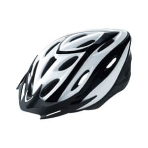 Helmet Outmould White & Black