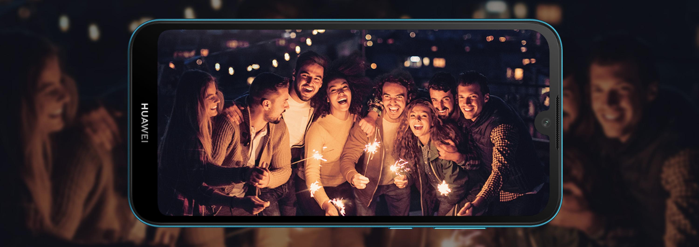 Huawei Y5 2019 16GB Dual Sim Black