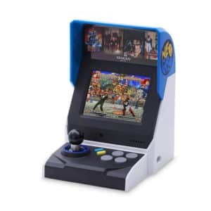 Neo Geo Mini HD Gaming Console | 40 Games