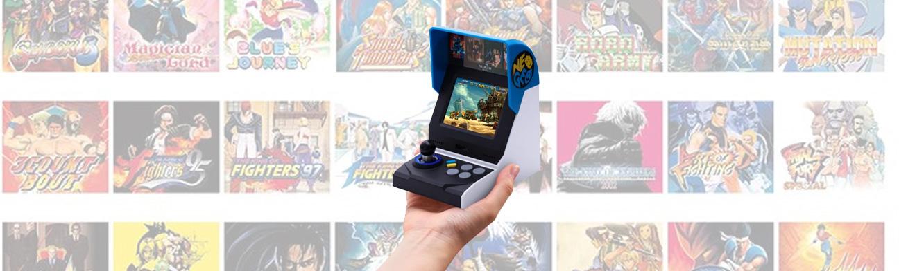 Neo Geo Mini HD Gaming Console