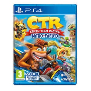 PS4 Crash Team Racing Nitro Fueled
