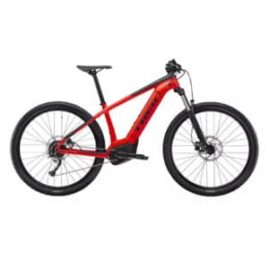 TREK Powerfly 4 | Electric Bike | 2020 | 9 Gears | Matte Radioactive Red/Trek Black
