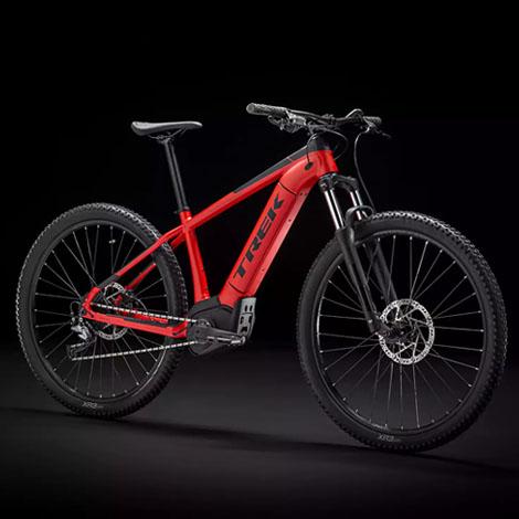 TREK Powerfly 4 | Electric Bike | 2020 | 9 Gears | Matte ...