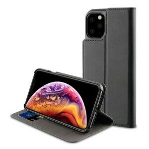 Muvit iPhone 11 PRO Folio Case Stand Black