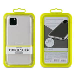Muvit iPhone 11 PRO Max Transparent Soft Case