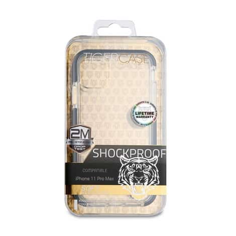 Muvit iPhone 11 Pro Max Tiger Case Shockproof 2M