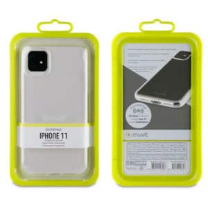 Muvit iPhone 11 Transparent Soft Case