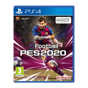 PS4 Pro Evolution Soccer 2020