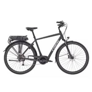 TREK Verve+ 1 | Electric Bike | 2020 | 8 Gears | Solid Charcoal