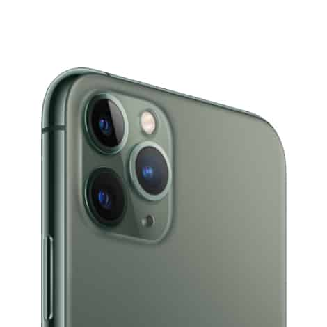 iPhone 11 Midnight Green