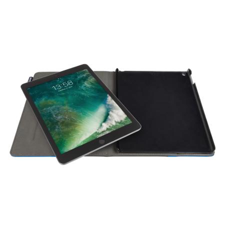 Gecko Apple iPad 7.9″ (2017 / 2018) Easy-Click Cover Antracite Blue Black
