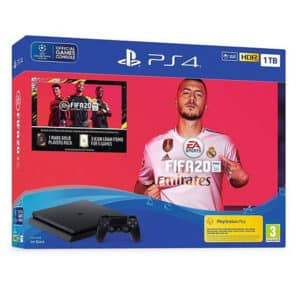 PlayStation 4 Slim 1TB FIFA 20 Standard Edition Bundle (PS4)