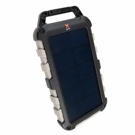 Xtorm Fuel Series 3 Robust Solar Charger & Flashlight 10,000mAh