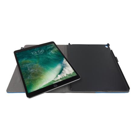 Gecko Apple iPad Air (2019) iPad Pro 10.5 (2017) Easy-Click Cover Blue/Black