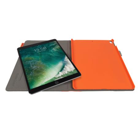 Gecko Apple iPad Air (2019) iPad Pro 10.5 (2017) Easy-Click Cover Orange/Grey