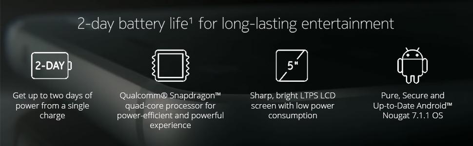 Nokia 2.2 32GB Dual Sim Black