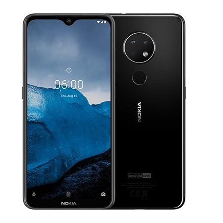 Nokia 7.2 128GB Dual Sim Charcoal