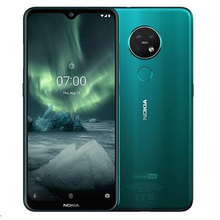 Nokia 7.2 128GB Dual Sim Green