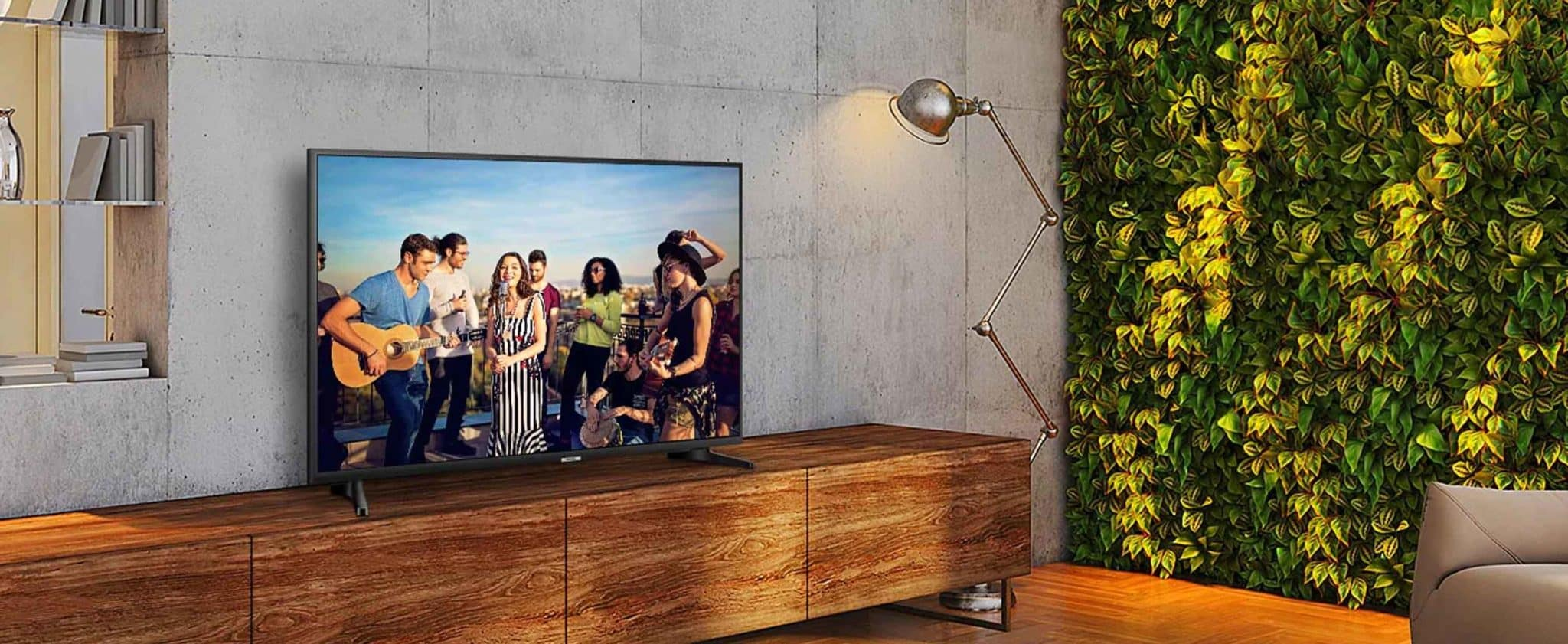 Samsung 50″ | SMART 4K LED TV | UE50RU7090