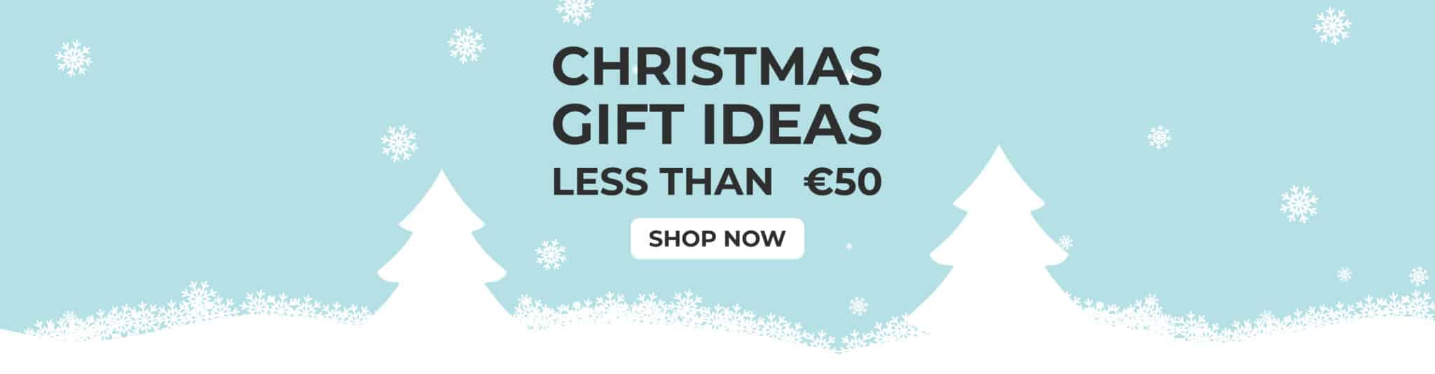 Gifts Less Than €50