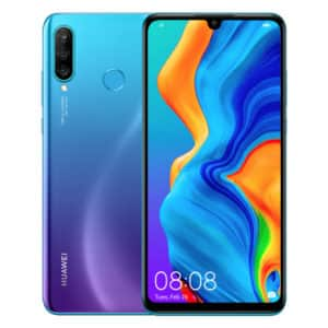 Huawei P30 Lite New Edition 256GB Dual Sim Peacock Blue