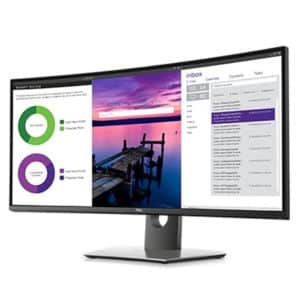 "Dell 34"" U3419W UltraSharp Curved Monitor"