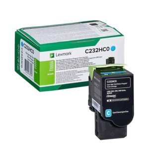 High Cyan Toner (C/MC 2325/2425/2535/2640) C232HC0